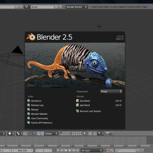 Intro to Blender at the Anchorage MakerSpace