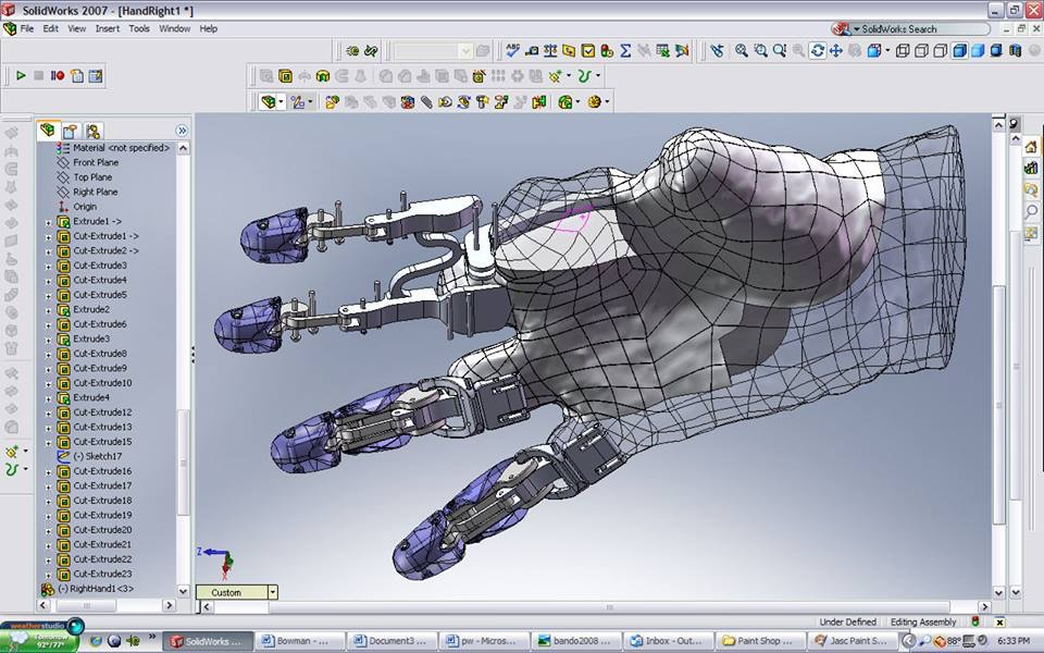 Intro to SolidWorks – Anchorage MakerSpace